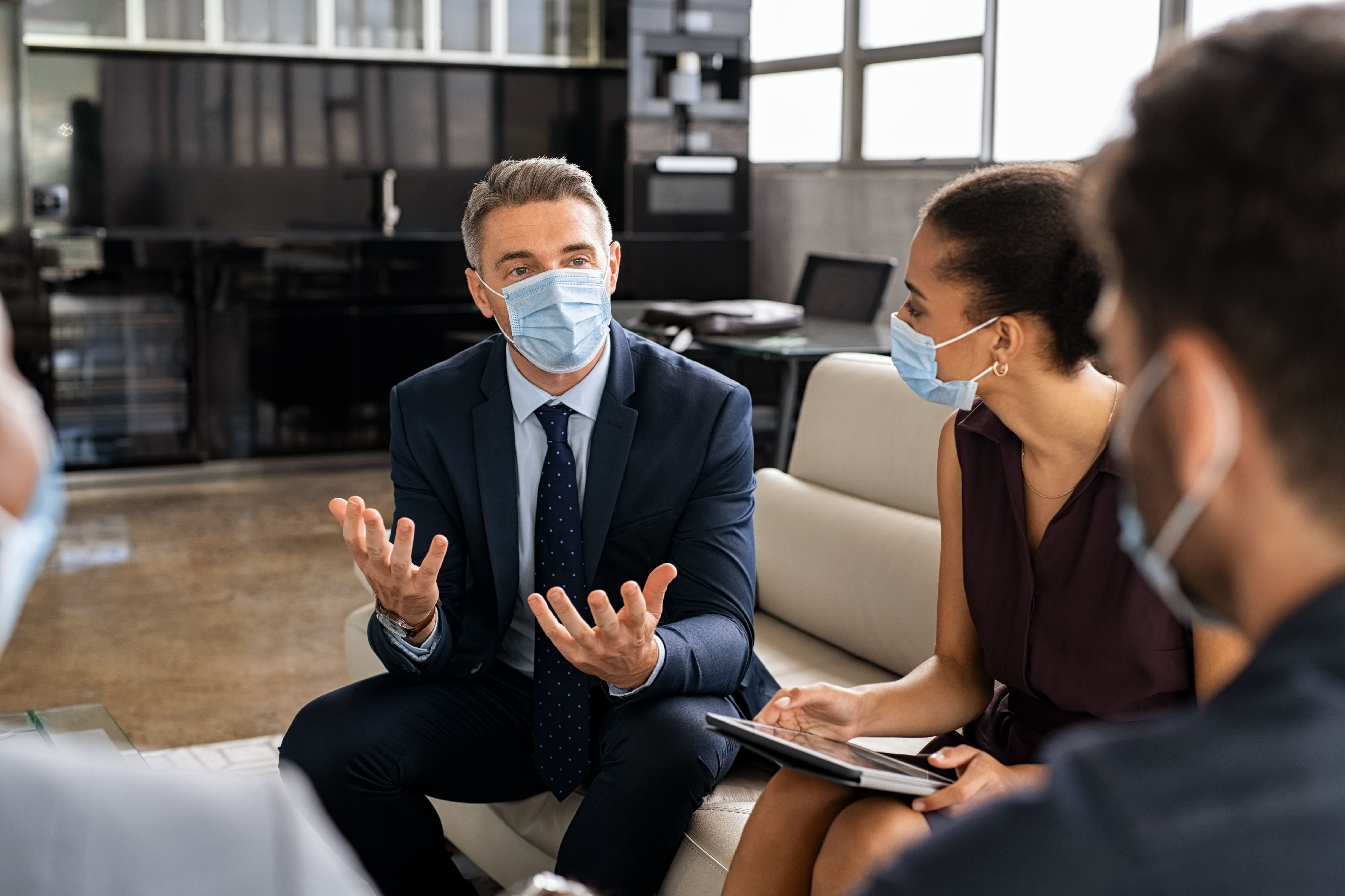 How Daily Self-Screening Can Help Reduce Virus Exposure